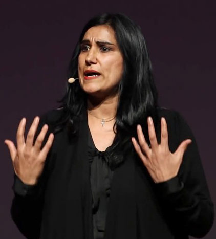 Jasvinder Sanghera at TEDx