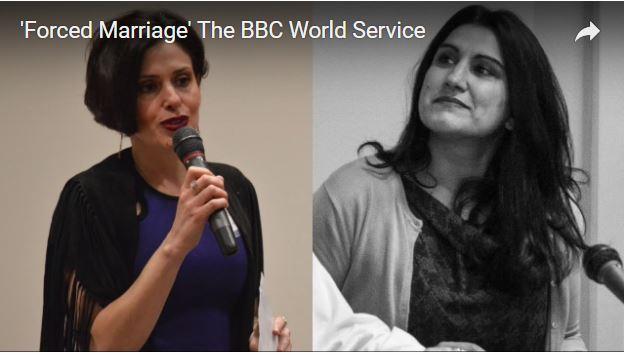 Fraidy Reiss and Jasvinder Sanghera on the World Service