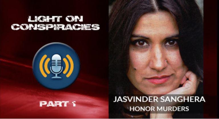 Jasvinder Sanghera on Light on Conspiracies